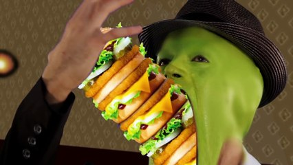 That's a Spicy Meatball Two (Crazy Hunger) The Mask