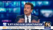 """Sophia Chikirou: """"Il n'y a pas eu de surfacturation"""" dans la campagne de Jean-Luc Mélenchon"""