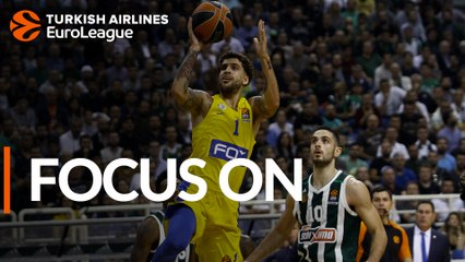 Focus on: Scottie Wilbekin, Maccabi FOX Tel Aviv