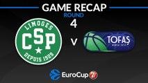 Highlights: Limoges CSP - Tofas Bursa
