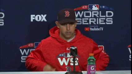 Red Sox's Pre-World Series Hype Video Will Get Fans Incredibly Fired