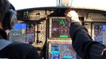 Gap - Le Bourget en avion