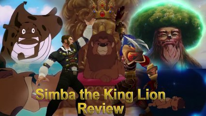 Media Hunter and HAMR - Simba the King Lion Review Part 1