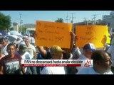 PAN dará batalla hasta anular elección en Coahuila