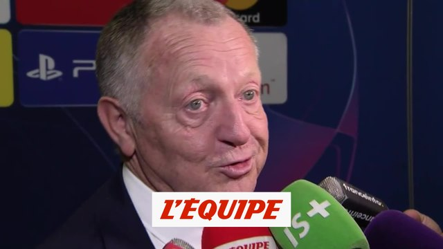 Aulas «On a fait un grand match» - Foot - C1 - OL
