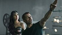 Zack Snyder Distances Himself From Wonder Woman Justice League Costume