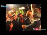عزاء سامى العدل | شوف شدة خزن الفنان محمود ياسين فى عزاء سامى العدل يبكى بشدة !