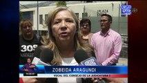 """Trujillo sobre fuga de Alvarado- """"Debe avergonzar a los ecuatorianos"""""""