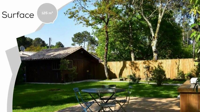 A vendre - Maison/villa - Lacanau (33680) - 5 pièces - 125m²