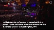 Julia Louis-Dreyfus Opens Up About Cancer Battle Plus Seinfeld Reboot