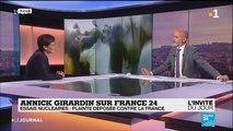 Annick Girardin : la France assume l'héritage des essais nucléaires