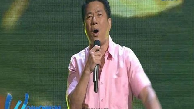 """Wowowin: Willie Revillame performs """"Syempre"""" and """"Ikaw Na Nga"""""""