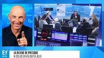 """Jean-Luc Mélenchon : """"Je vous aime bien les journalistes, faut vous l'expliquer en quelle langue ? Je suis une bulle de tendresse et d'amour !"""""""