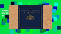 Popular Constitution of the United States (Little Books of Wisdom)