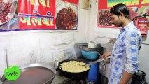 MAWA / KOVA JALEBI   GULAB JAMUN   burhanpur   MUMBAI STREET FOOD