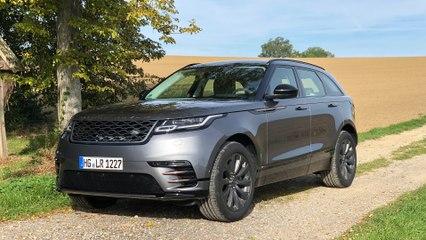Verbrauchstest: 100 km im Range Rover Velar P300 AWD