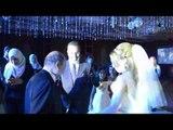 فرح طارق الشناوي |  شاهد لأول مرة مدحت العدل بيرقص مع العروسين بطريقة غريبة!!!
