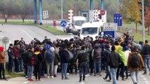 Sığınmacıların AB kapısında bekleyişi sürüyor (2) - VELIKA KLADUSA