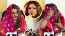 Rakhi Sawant BREAKS DOWN after Tanushree Dutta's allegation; Watch Video | FilmiBeat
