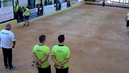 Campionato serie A 2018/19 - Noventa Vs Belluno - 1° turno (campo 1 e 2)