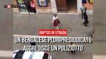 Ancona, bengalese picchia passanti e vigili: arrestato   Notizie.it
