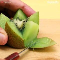 Ideas con arte para comer fruta