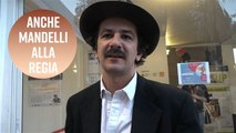 Francesco Mandelli è davvero un 'nongiovane': ora fa il regista