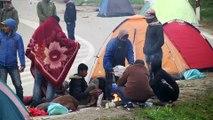 Sığınmacıların AB kapısında bekleyişi sürüyor - VELIKA KLADUSA