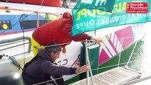 VIDEO. Poitiers : le Poitevin François Lassort prêt pour la Route du rhum
