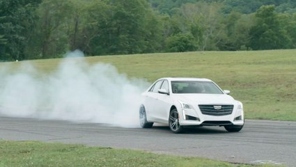 The Cadillac CTS V-Sport Is Criminally Overlooked