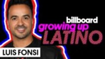 Luis Fonsi Talks Learning Menudo Dance Moves, Favorite Home-Cooked Dishes & More | Growing Up Latino