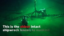 Archaeologists Find World's 'Oldest Intact Shipwreck'