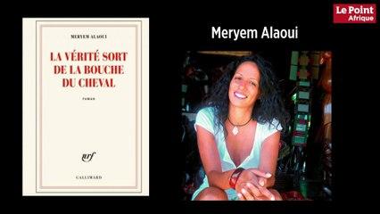 Causerie avec Meryem Alaoui par Valérie Marin La Meslée