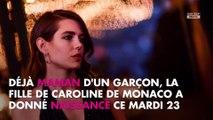 Charlotte Casiragi maman, Carole Bouquet et Caroline de Monaco officialisent