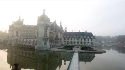 Jardin d'Exception : rendez-vous romantique dans le parc du château de Chantilly