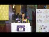 مسابقة ملكة جمال العرب | خفة دم متسابقة الامارات