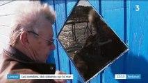 Charente-Maritime : les carrelets, des cabanes sur la mer