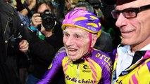 À 107 ans, Robert Marchand en route vers un nouveau défi