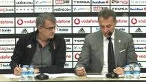 Beşiktaş Başkanı Fikret Orman: Beşiktaş başkanının hocaya güven problemi yoktur - İSTANBUL