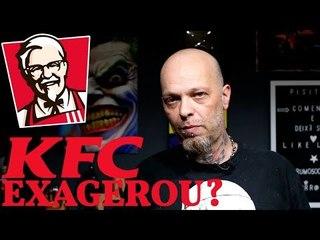 KFC DETONA com McDonald's e Burguer King em rede Nacional!
