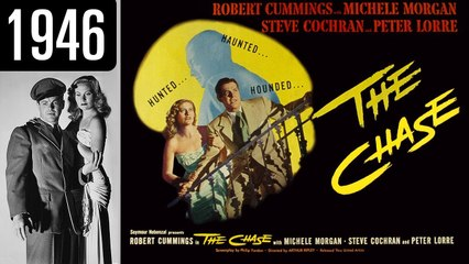 Film-Noir  The Chase (1946) Spanish Subtitles