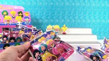 Sailor Moon Series 2 Figural Keyrings Full Set Unboxing Review _ PSToyReviews