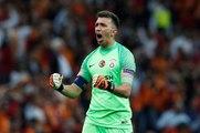 Galatasaray'ın Uruguaylı Kalecisi Fernando Muslera, Mondragon ve Popescu'nun Rekoruna Ortak Oldu