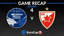 Highlights: Germani Brescia Leonessa - Crvena Zvezda mts Belgrade