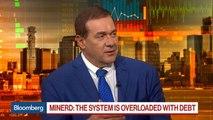 Guggenheim's Minerd Sees 40% Correction From Next Peak When Downturn Hits