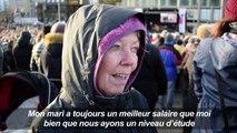 Les Islandaises en grève contre les inégalités salariales
