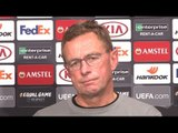 Ralf Rangnick Full Pre-Match Press Conference - RB Leipzig v Celtic - Europa League