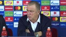 Galatasaray - Schalke 04 Maçının Ardından - Galatasaray Teknik Direktörü Fatih Terim(2)