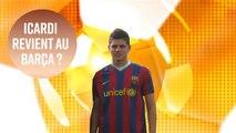 Voilà pourquoi Icardi a quitté le Barça