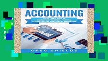 Popular Accounting: The Ultimate Guide to Accounting Principles, Financial Accounting and